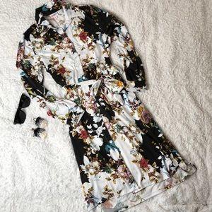 Like New LuLaRoe Ellie Button Up Dress XS